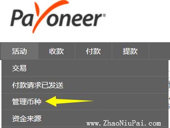 Payoneer推出货币兑换服务